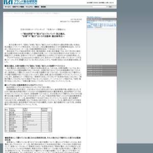 日本の社長イメージランキング 「社長イメージ調査より」