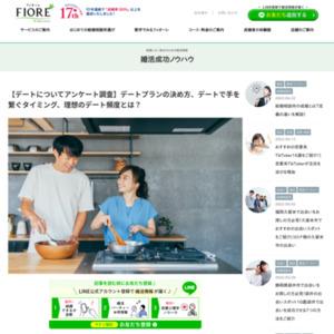 フィオーレ婚活調査隊 VOL.01 デート編