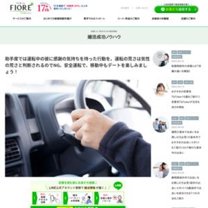 ドライブデートに関する意識調査アンケート