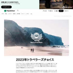 トラベラーズチョイス 世界の人気観光スポット2014 アミューズメントパーク アジア