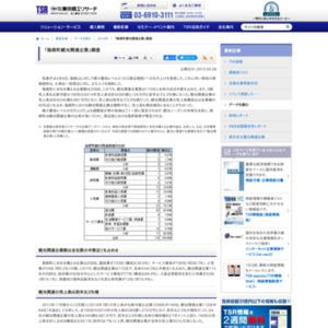 「箱根町観光関連企業」調査