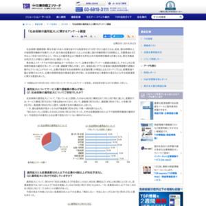 「社会保険の適用拡大」に関するアンケート調査