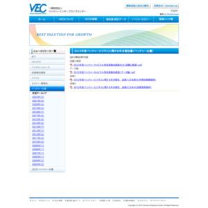 2012年度ベンチャービジネスに関する年次報告書(ベンチャー白書)