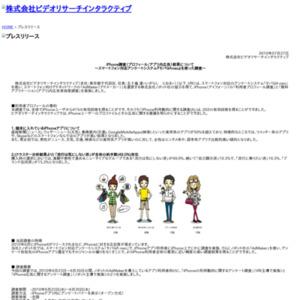 iPhone調査(プロフィール/アプリ内広告)
