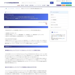 国内ストレッチャブルデバイス市場に関する調査(2016年)