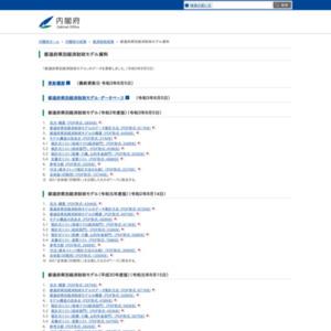 都道府県別経済財政モデル(平成24年度版)
