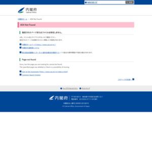 尖閣諸島に関する特別世論調査(平成25年7月)