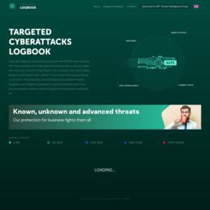 Targeted Cyberattacks Logbook
