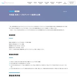 令和版 決済ニーズのアンケート結果を公開
