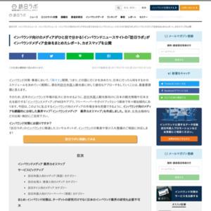 インバウンドメディア 業界カオスマップ