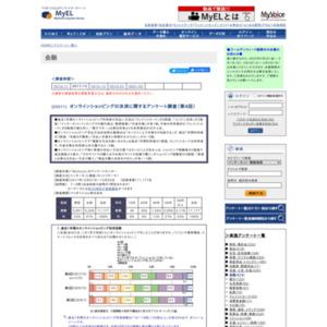 オンラインショッピングの決済に関するアンケート調査(第4回)
