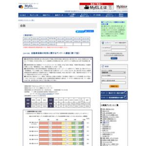 自動車保険の利用に関するアンケート調査(第17回)