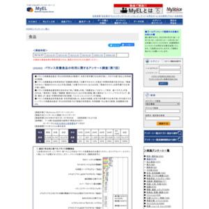 バランス栄養食品の利用に関するアンケート調査(第7回)