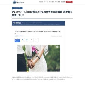 新型コロナウイルスの流行により結婚に対する意識にどう変化が生じたか