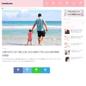 「父と娘の関係について」の調査