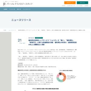 「働く」「福利厚生」「家事代行」に関する意識調査