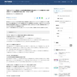 新型コロナウイルス感染症による経営影響実態調査
