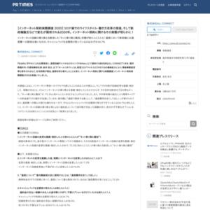 インターネット契約実態調査 2020