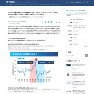 カタリナ マーケティング ジャパン、2019 年の消費税増税に向けた購買動向を分析