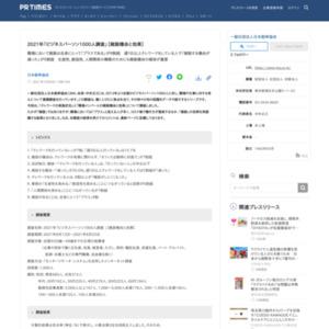 2021年「ビジネスパーソン1000人調査」【雑談機会と効果】