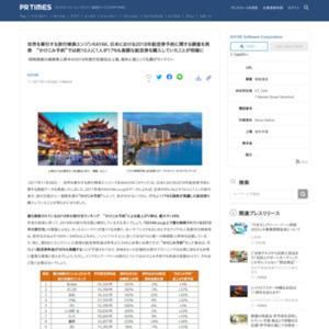 日本における2018年航空券予約に関する調査