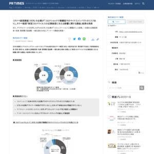 新型コロナウイルスの企業経営に与える影響に関する調査