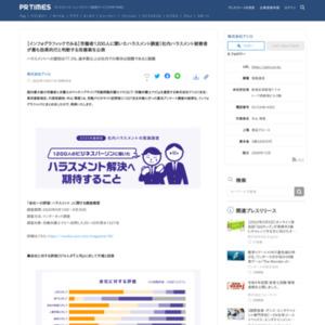【インフォグラフィックでみる】労働者1200人に聞いたハラスメント調査