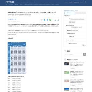 東京23区別・中古マンション価格上昇率ランキング