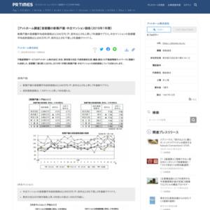 【アットホーム調査】首都圏の新築戸建・中古マンション価格(2019年1年間)
