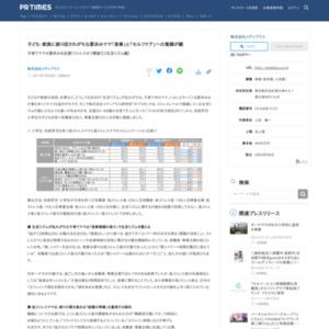 ストレスオフ調査(1)【生活リズム編】
