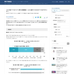 """コロナ禍の""""ママ友づくり""""に関する実態調査"""