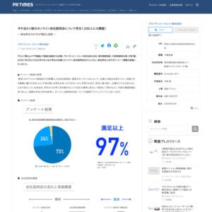 今や当たり前のオンライン会社説明会について学生1,000人に大調査!