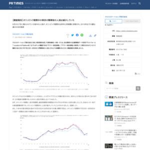 【調査報告】オリンピック期間中の東京の繁華街の人流は減少していた