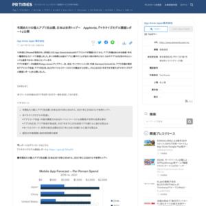 マネタイズモデル調査レポート