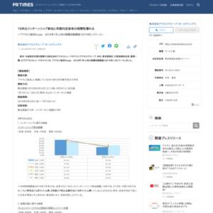 2018年7月上旬の就職活動調査(2019卒)