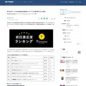 映画初日満足度ランキング(9月第3週)