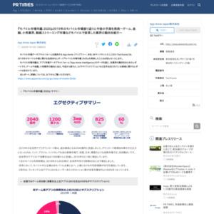 モバイル市場年鑑2020