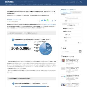 会計事務所TOP500の2020年マーケティング費用は平均約509万円。月刊プロパートナー独自調査で判明