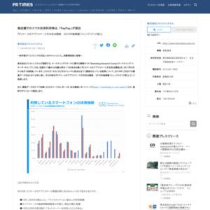 Eコマース&アプリコマース月次定点調査 2019年総集編 【トレンドトピック版】