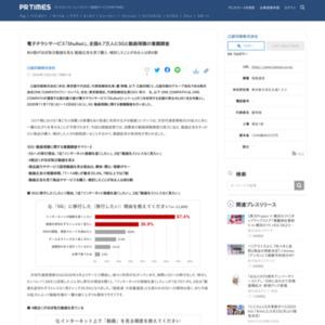 電子チラシサービス「Shufoo!」、全国4.7万人に5Gと動画視聴の意識調査
