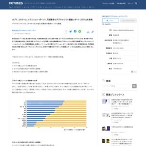 オプト、コネクトム、イグニション・ポイント、『消費者のデジタルシフト調査レポート 2019』を発表