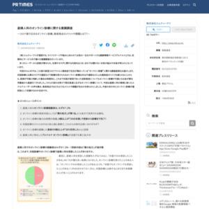 産婦人科のオンライン診療に関する意識調査