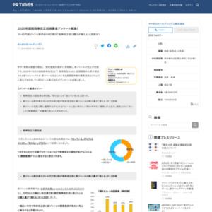 2020年酒税税率改正前消費者アンケート実施!