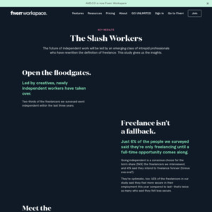 The Slash Workers