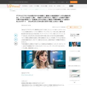 「オフィス環境と従業員の生産性」に関する調査 GNネットコムジャパン
