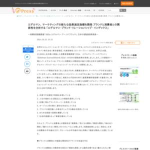エデルマン・ブランド・リレーションシップ・インデックス