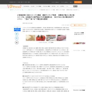 47都道府県<食のイメージ>調査
