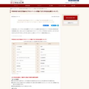 平均年収1000万円強のビジネスパーソンが選ぶ「2012年 注目企業ランキング」