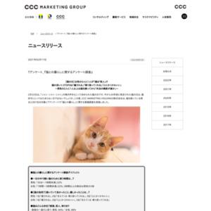 猫との暮らしに関するアンケート調査