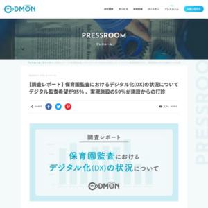 【調査レポート】 保育園監査におけるデジタル化(DX)の状況について